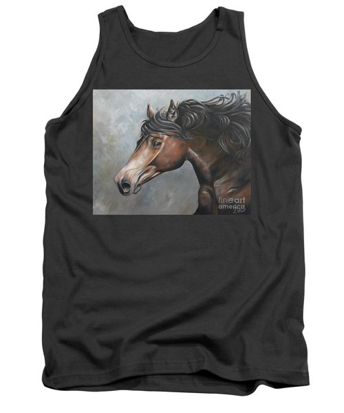 The Andalusian Tank Top