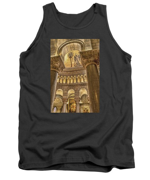 The Angel Tank Top by Maria Coulson