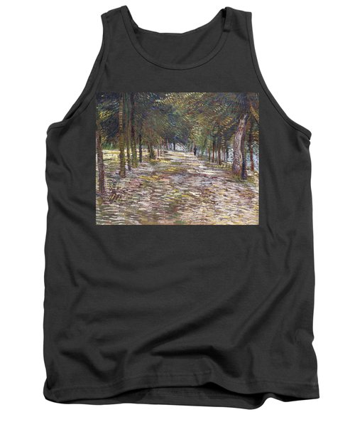The Avenue At The Park Tank Top