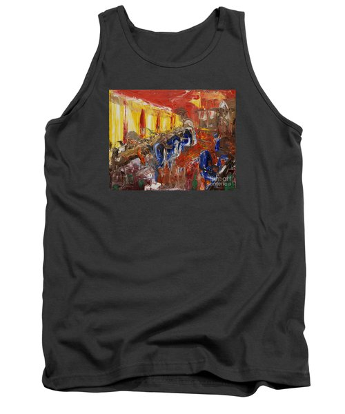 The Barber's Shop - 2 Tank Top