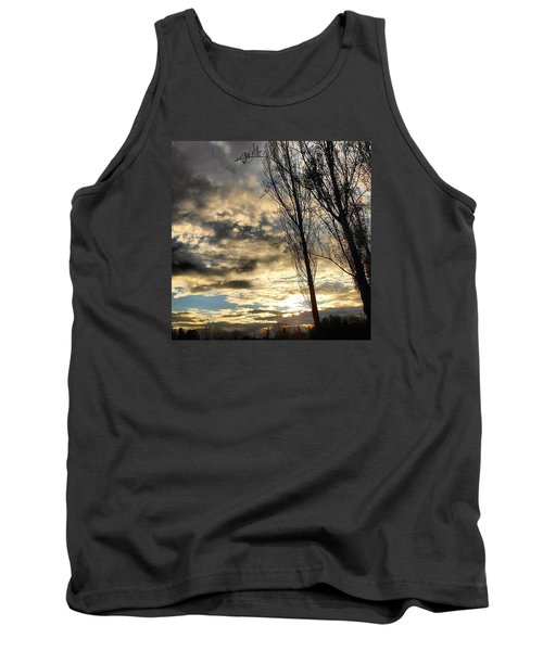 After The Rain... Tank Top