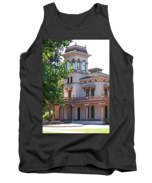 The Bidwell Mansion Tank Top
