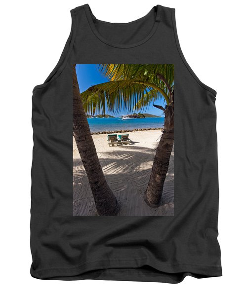 The Bitter End Tank Top