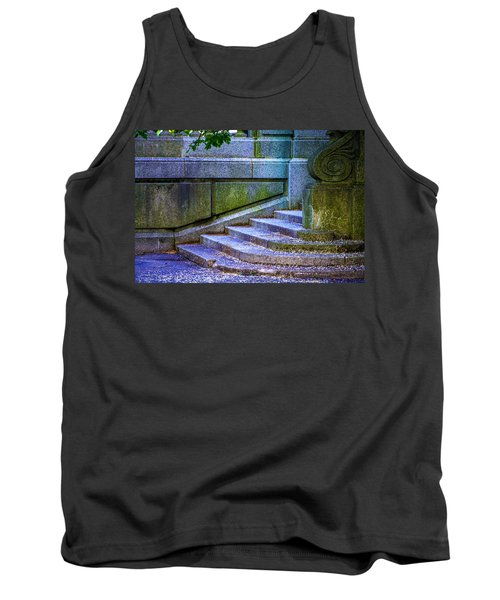The Blue Stairs Tank Top
