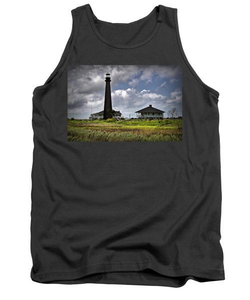 The Bolivar Lighthouse Tank Top
