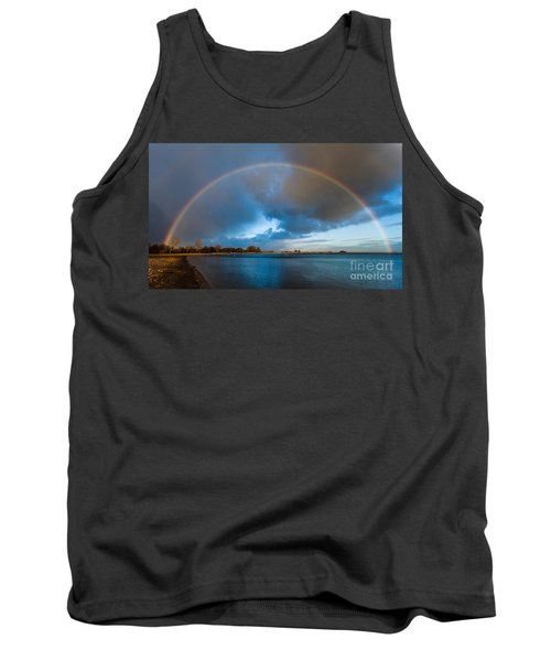 The Bridge Across Forever Tank Top