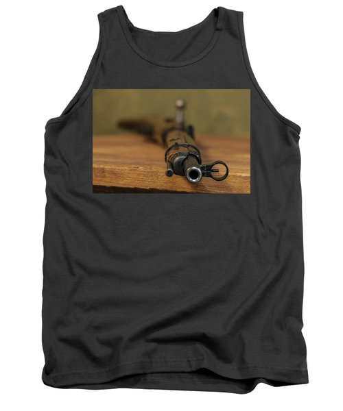 The Business End Tank Top