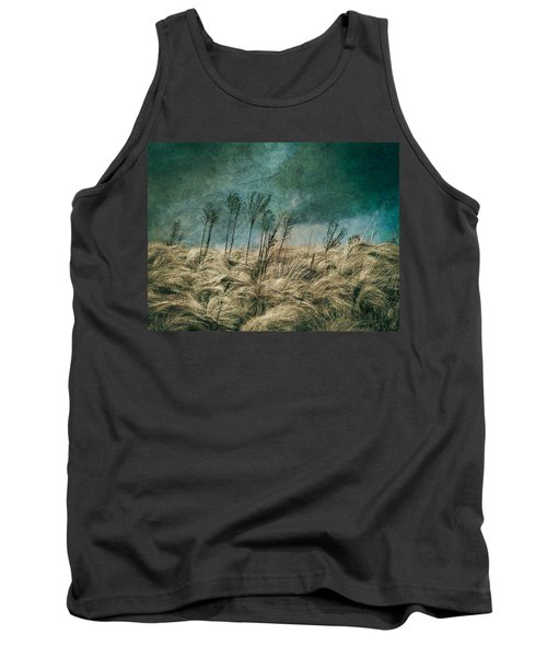 The Calm In The Storm II Tank Top by Jessica Brawley