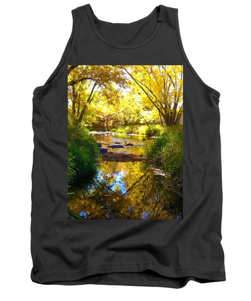 The Calm Side Tank Top by Tiffany Erdman