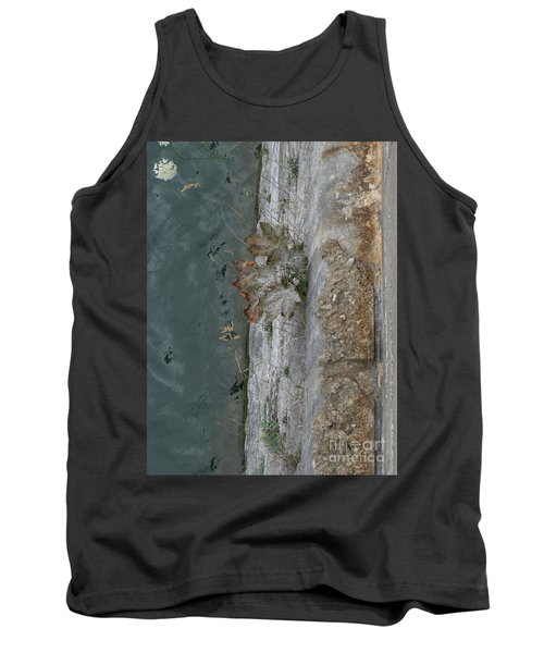 Tank Top featuring the photograph The Canal Water by Brenda Brown
