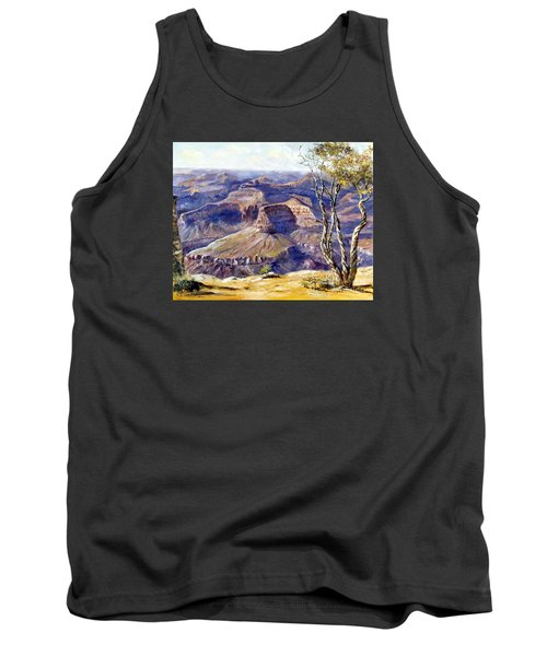 The Canyon Tank Top by Lee Piper