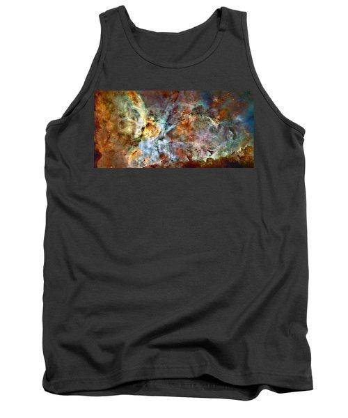 The Carina Nebula Tank Top