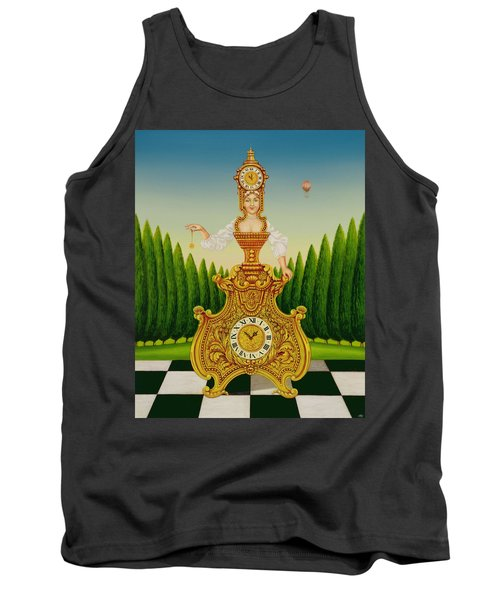 The Clockmakers Wife Tank Top