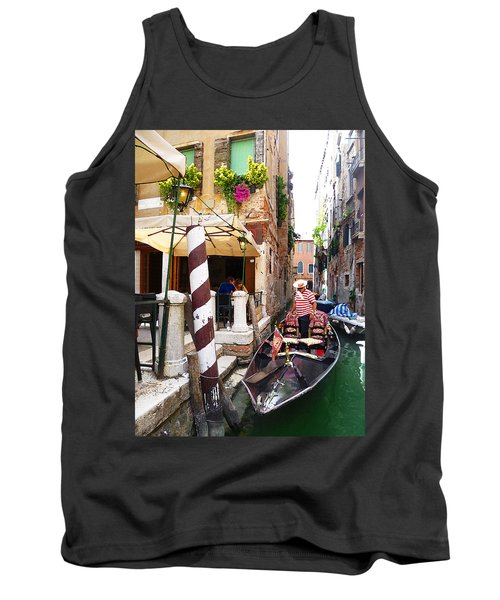 The Colors Of Venice Tank Top