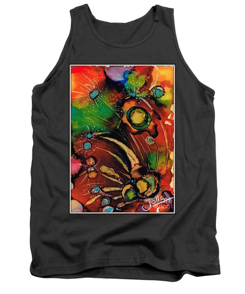 The Colours Of My Mind.. Tank Top