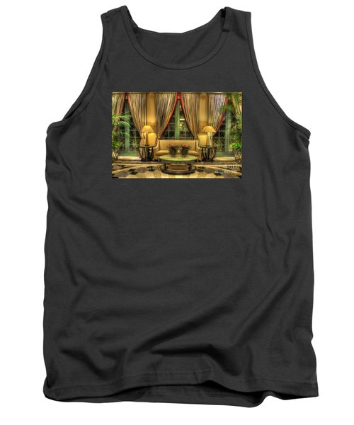 The Couch Tank Top