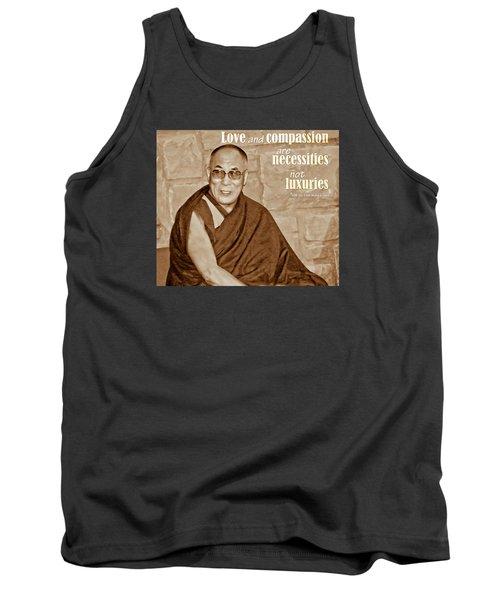 The Dalai Lama Tank Top