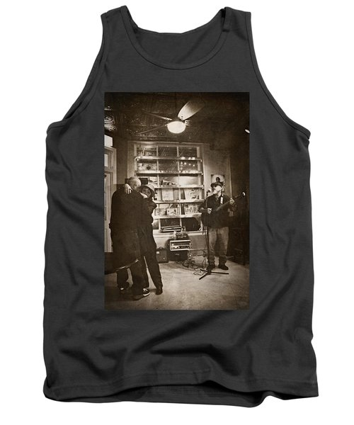 The Dance Tank Top