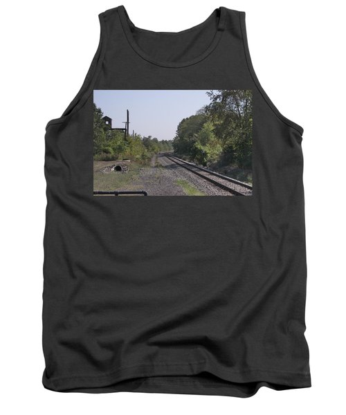 The Depature Tank Top