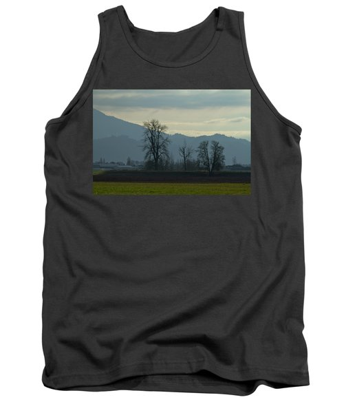 Tank Top featuring the photograph The Eagle Tree by Eti Reid