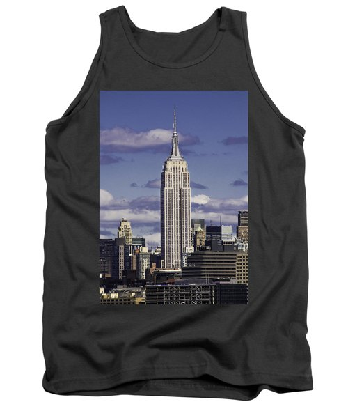 The Empire State Building Tank Top