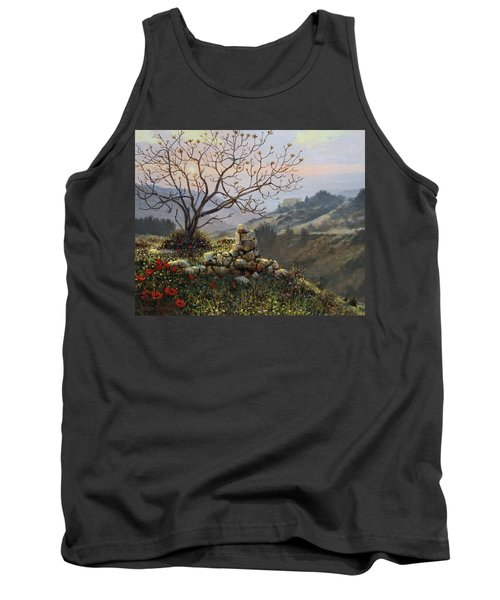 The Fig Tree   Mt Carmel Tank Top
