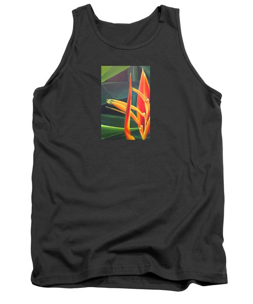 The Final Flame Tank Top