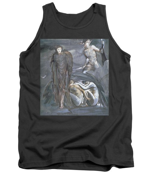 The Finding Of Medusa, C.1876 Tank Top