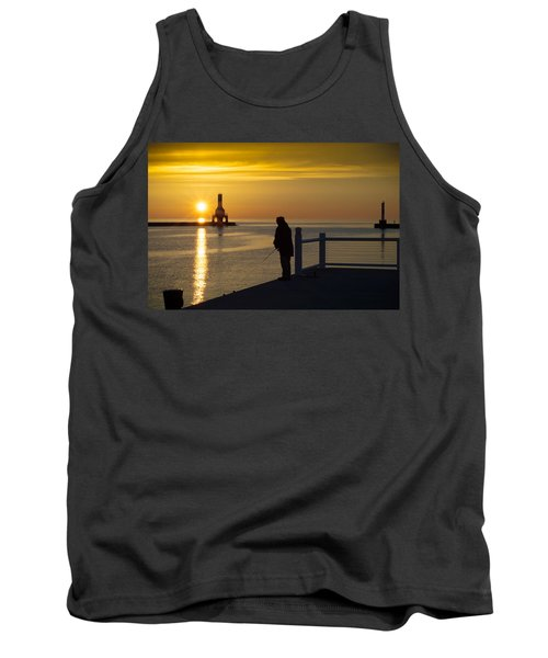 The Fisherman Tank Top
