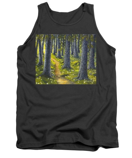 The Forest Path Tank Top