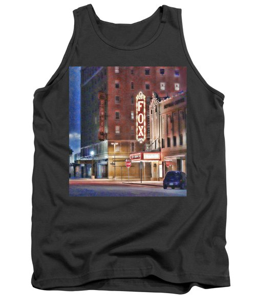 The Fox After The Show Tank Top