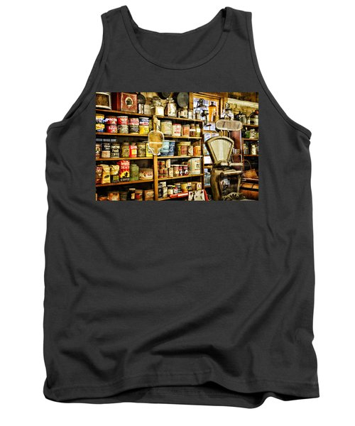 The General Store Tank Top by Lana Trussell