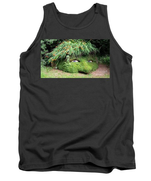 The Giant's Head Heligan Cornwall Tank Top