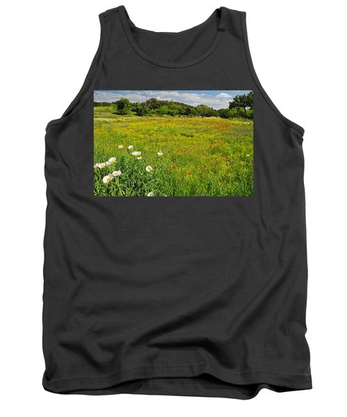 The Glory Of Spring Tank Top
