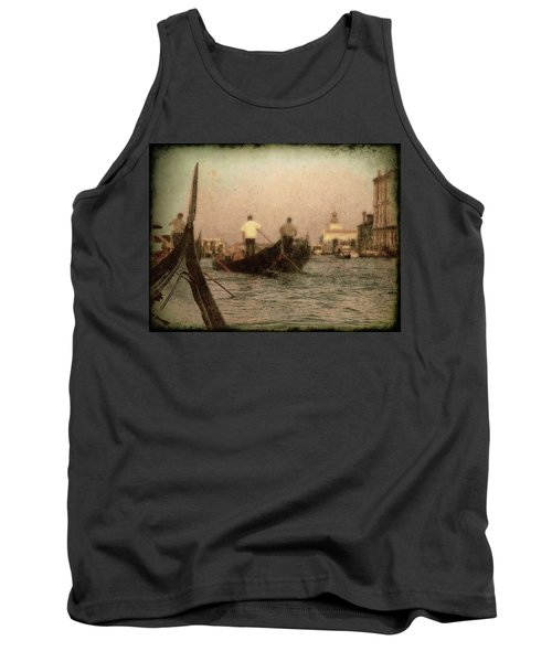 The Gondoliers Tank Top by Micki Findlay