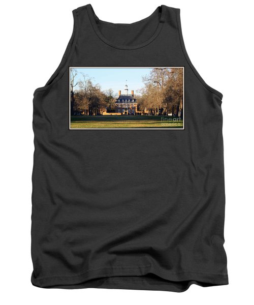 The Governor's Palace Tank Top