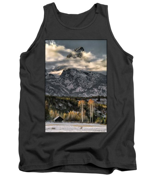 The Grand Teton Tank Top