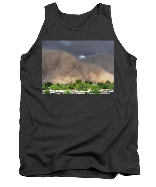 The Haboob Is Coming Tank Top