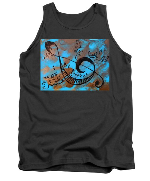 The Happy Sol Key Tank Top