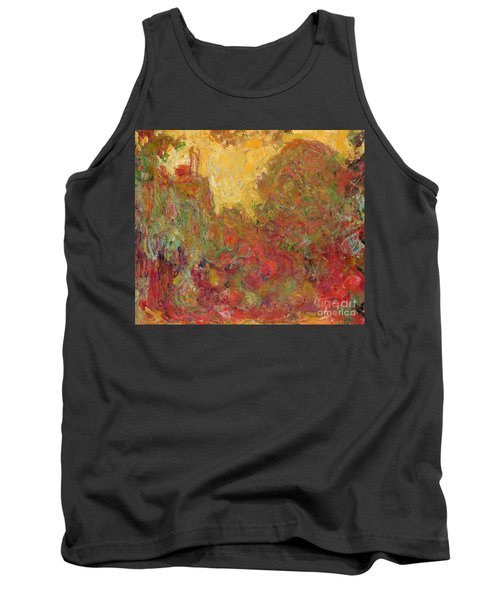 The House Seen From The Rose Garden Tank Top
