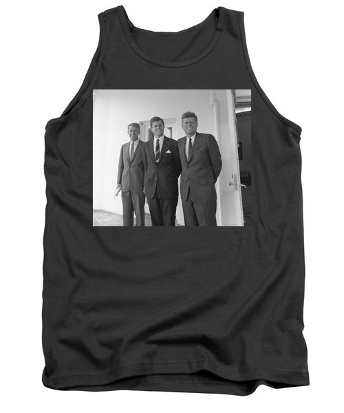 The Kennedy Brothers Tank Top