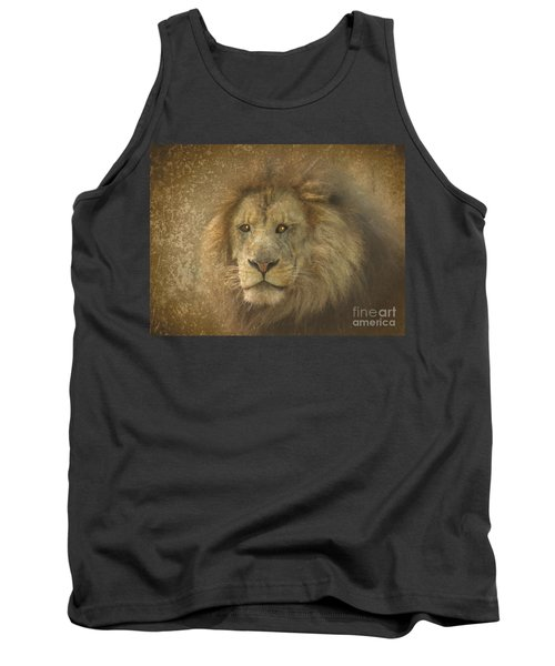 King Of The Jungle Tank Top