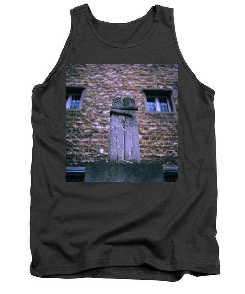 The Kiss Tank Top by Shaun Higson