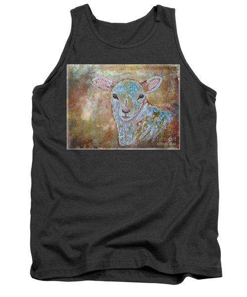 the Lamb Tank Top