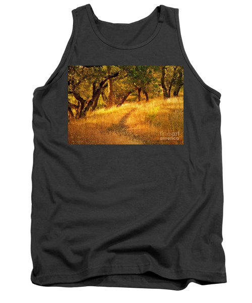 The Late Afternoon Walk Tank Top