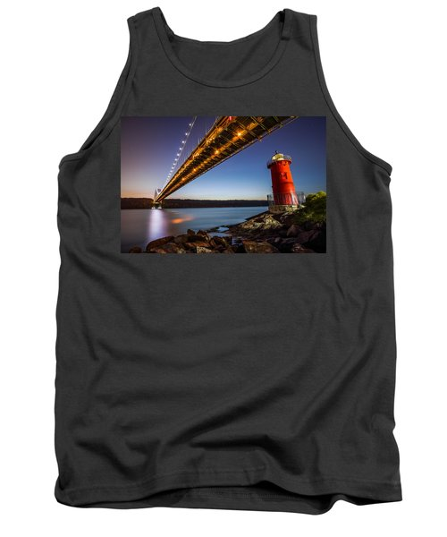 The Little Red Lighthouse Tank Top