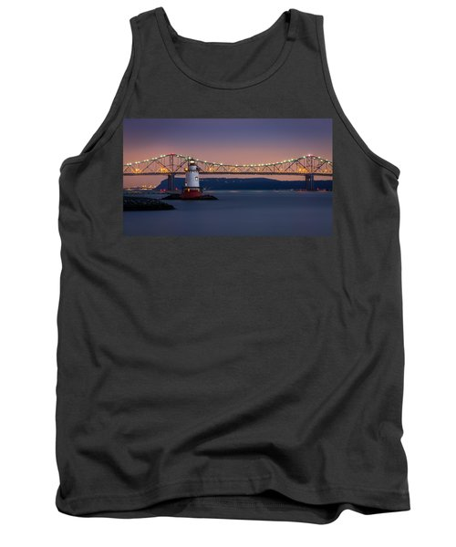 The Little White Lighthouse Tank Top