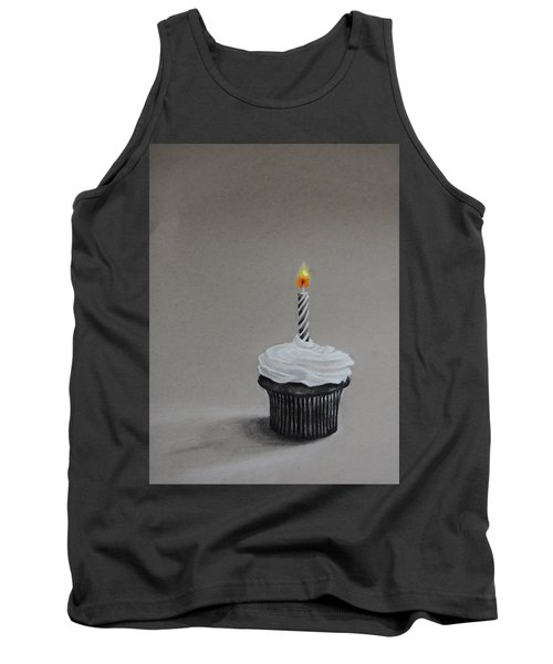 The Loneliest Birthday Ever Tank Top by Jean Cormier