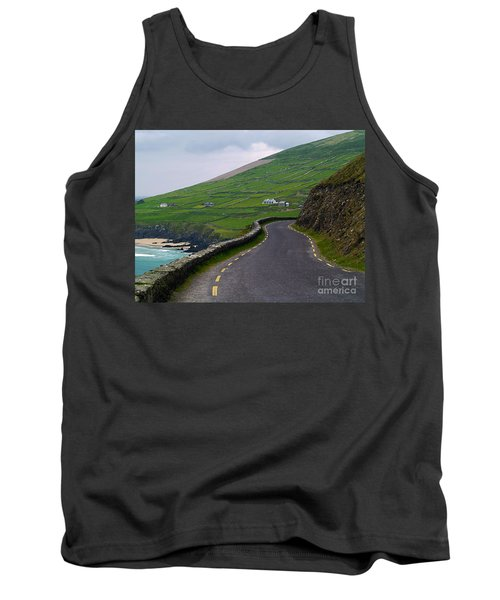 The Long And Winding Road Tank Top