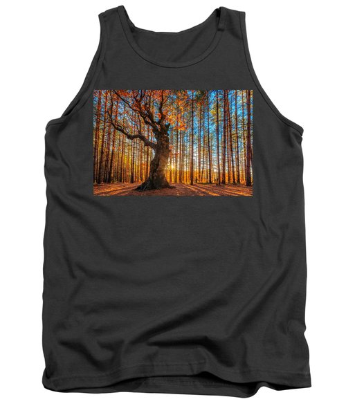 The Lord Of The Trees Tank Top